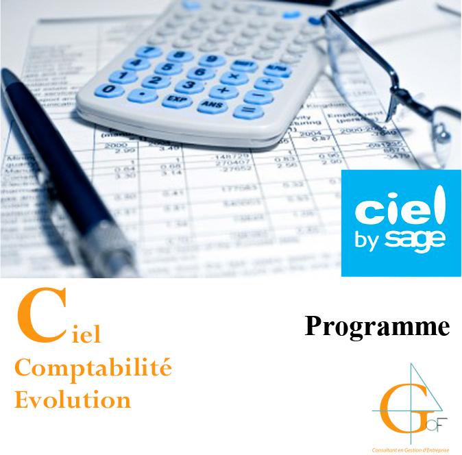 Formation Ciel Comptabilité Evolution