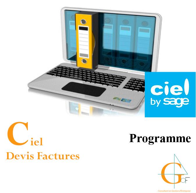 CIEL DEVIS FACTURE Formation