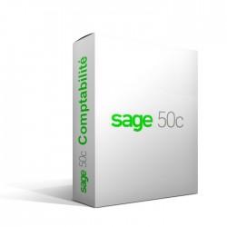 SAGE 50c Ciel Comptabilité